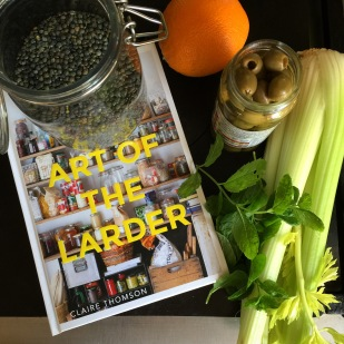 The Art of The Larder - Jenny Chandler Blog